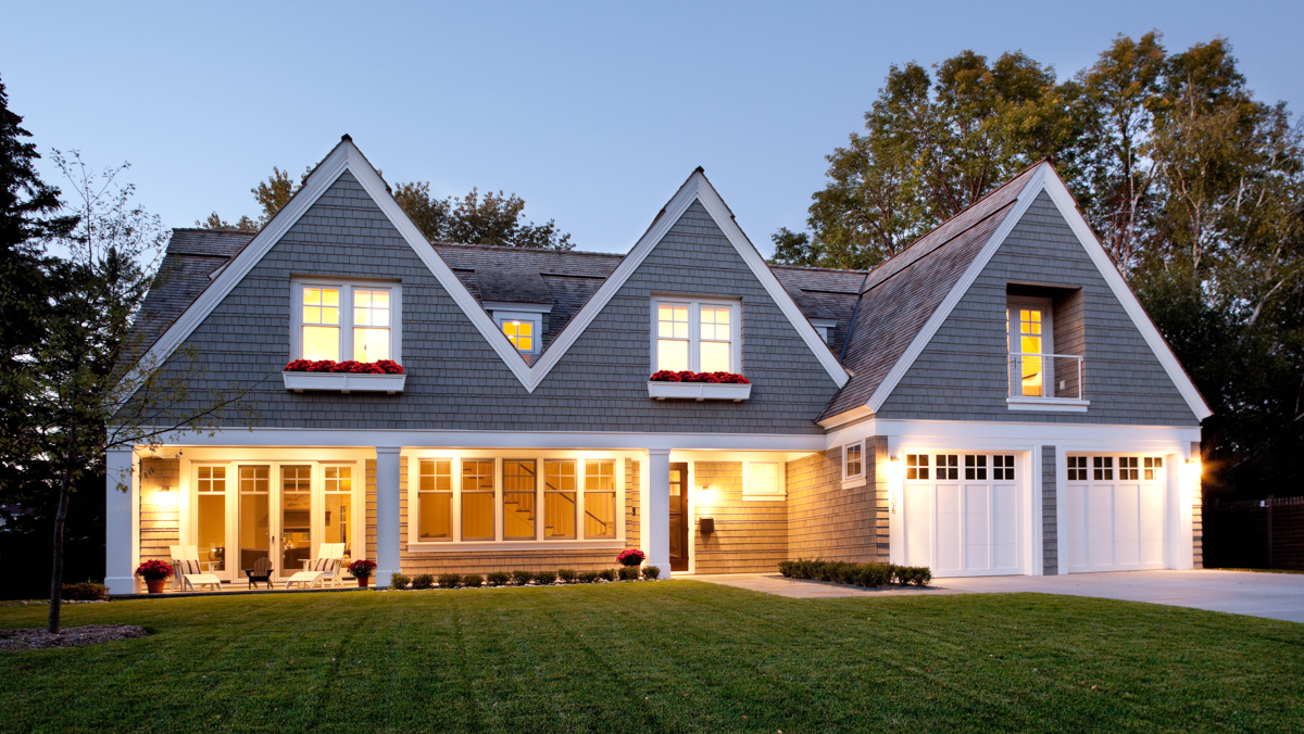 Edina Shingle Style Residence Swan Architecture
