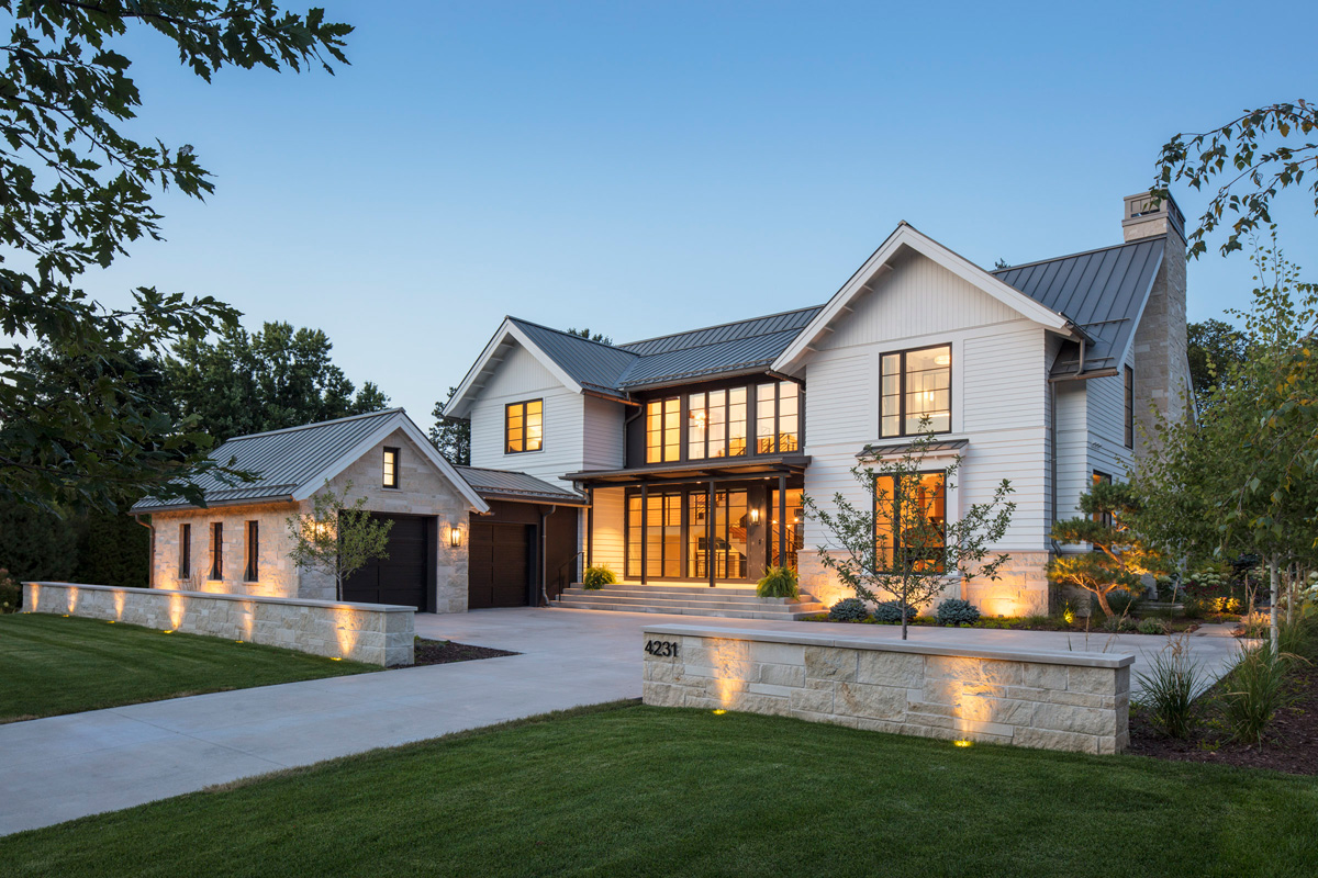 Modern Interior Design Modern Farmhouse Swan Architecture