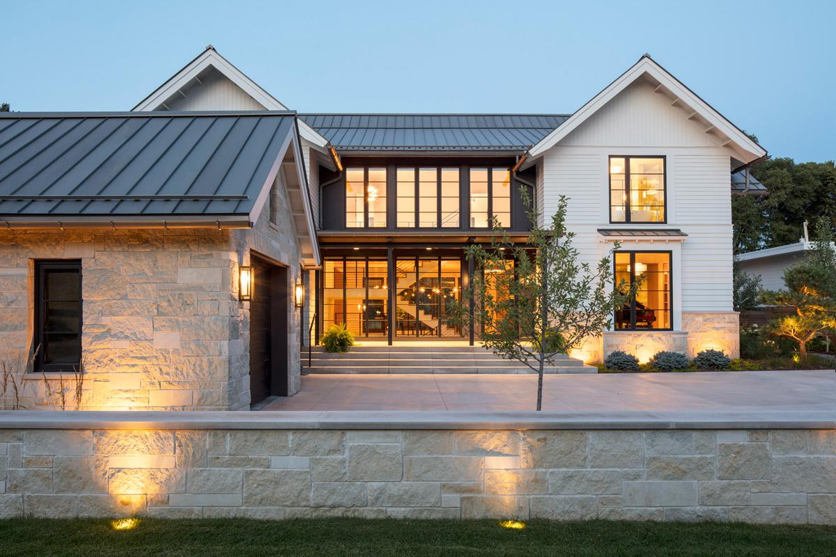 . Modern Farmhouse   Swan Architecture